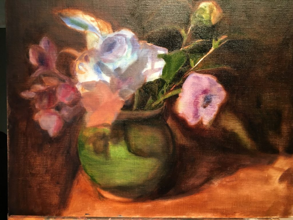 betsyness still life in progress